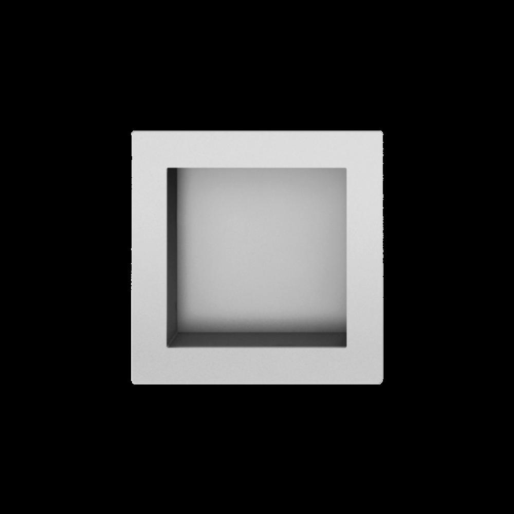 muschelgriff quadratisch offen