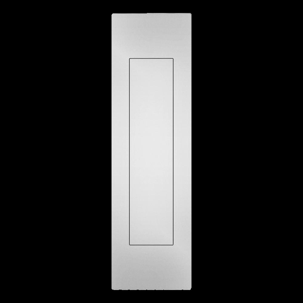 muschelgriff rechteckig geschlossen